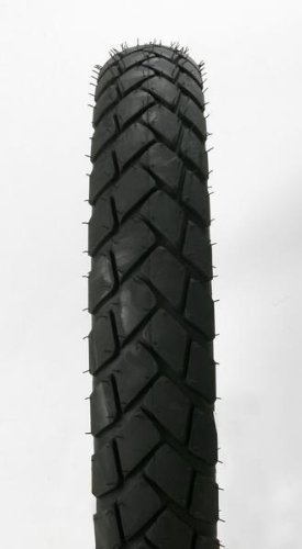 Metzeler Tourance Front Tire - 110/80R-19, Position: Front, Rim Size: 19, Tire Application: All-Terrain, Tire Size: 110/80-19, Tire Type: Dual Sport, Tire Construction: Radial 2315900 by Metzeler