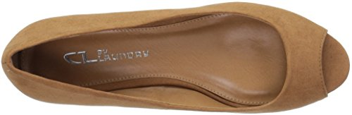 Cl Par Chinese Laundry Womens Hartley Wedge Pompe Bagages Super Daim