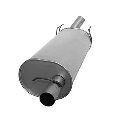 AP Exhaust Products 2511 Exhaust Muffler