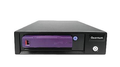 QUANTUM (DISTRIBUTION) TC-L82BN-AR LTO-8 Tape Drive Tabletop Black 04DEC17 Components Other by QUANTUM (DISTRIBUTION)