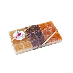 Paris Caramel - French Fruit Paste (Pate de Fruit) 18 squares, 6.3oz