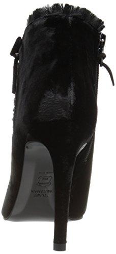 Stuart Weitzman Women's Lashes Ankle Boot Black vbEvp6GU