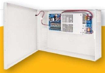 Securitron AQU126-8C1R Power Supply, 6 Ampere/12V DC by Securitron