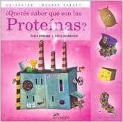 ¿queres saber que son las proteinas?: Amazon.es: Bombara ...