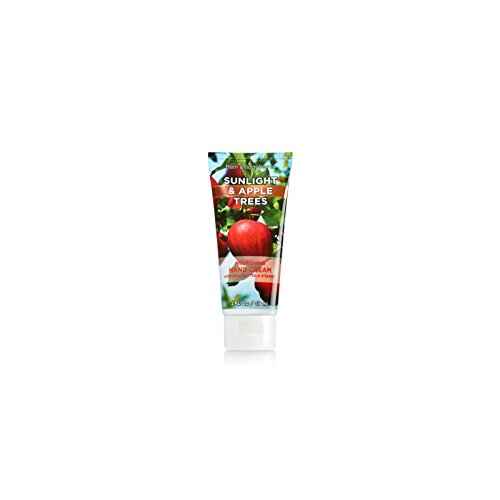 Bath & Body Works Nourishing Hand Cream Sunlight & Apple Trees Apple Scented Body Lotion