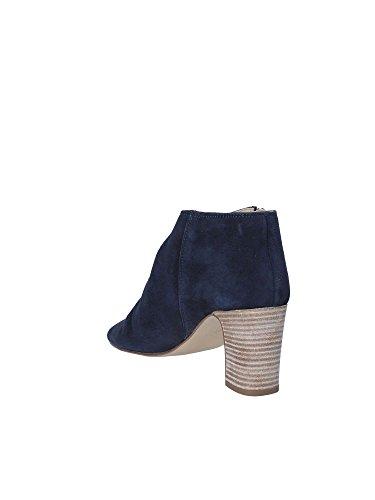 Keys Blue Ankle Women Boots 5612 37 IxrPqIw