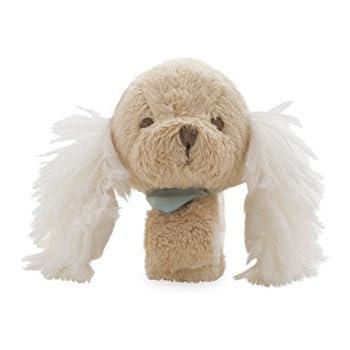 Kaloo Les Amis Bracelet Puppy-Caramel Plush