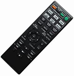 HCDZ Replacement Remote Control for Sony DAV-DZ175 DAV-TZ210 HBD-TZ210 HBD-TZ510 5.1 Channel Bravia DVD Home Theater AV System