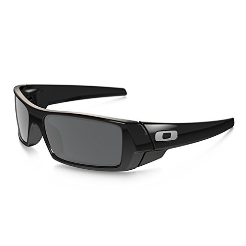 Oakley Gascan Polished Black / Black - Oakley Test
