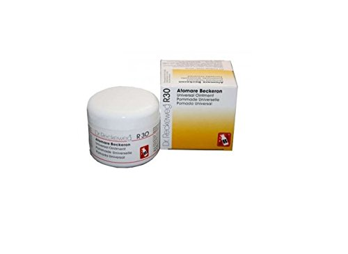 - Dr. Reckeweg R30 Atomare Beckeron Universal Ointment - Pain Relieving cream