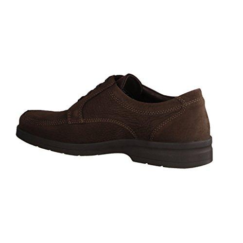 Mephisto Janeiro- Herrenschuhe Sneaker / Schnürschuh, Braun, sportbuk ( nubukleder)