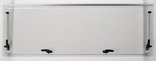 couleur gris Vitre de remplacement 1268x534 pour baie Seitz 1300x600 fen/être accessoires camping-car