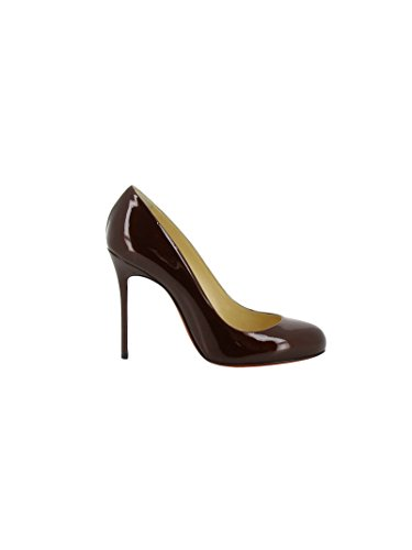 christian-louboutin-womens-3161252l039-burgundy-patent-leather-pumps