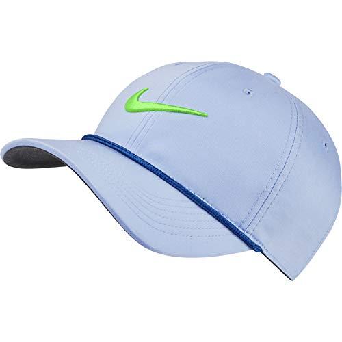 Nike AR6320 Gorra de béisbol, Azul (Azul Royal 415), One Size ...