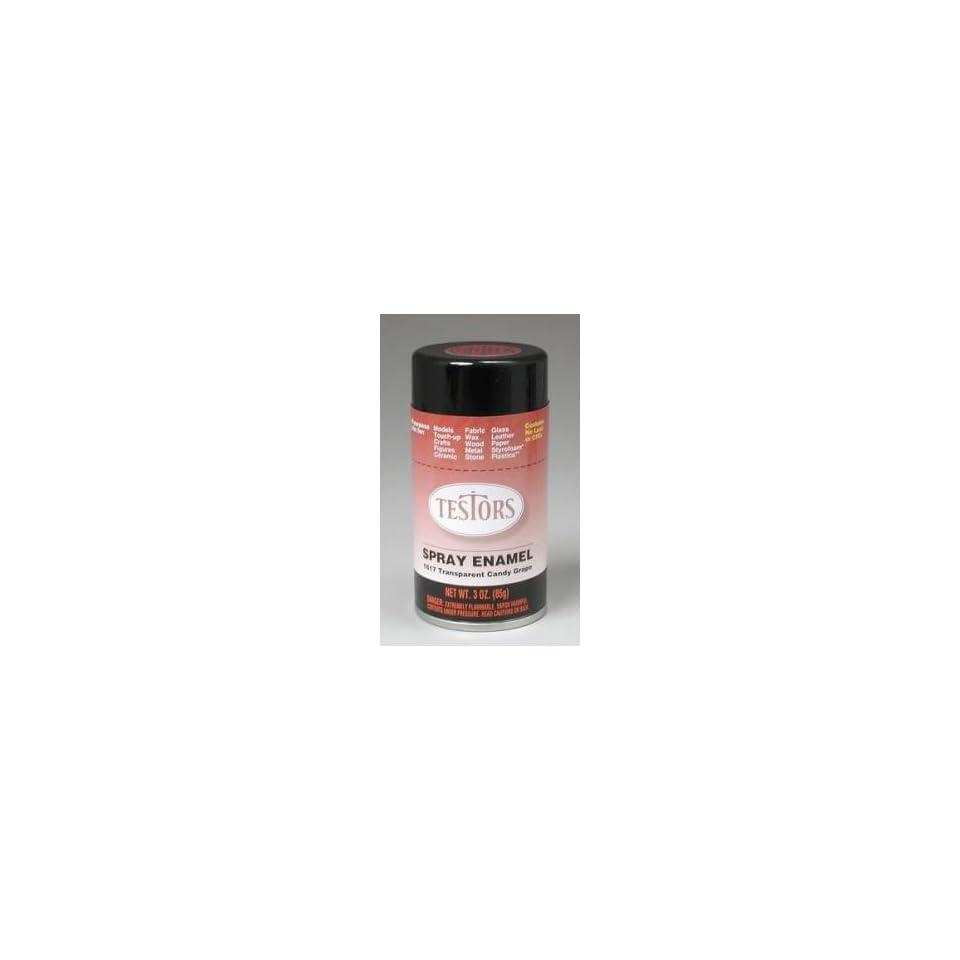 Grape Spray Testors Enamel Plastic Model Spray Paint