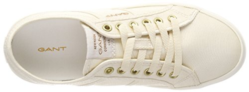Gant Women's Zoe Trainers Beige (Cream G21) cheap prices reliable cheap sale store 43Dyhp