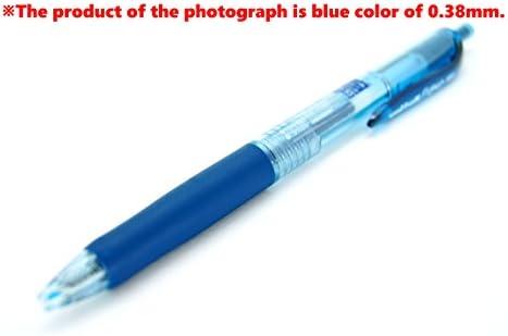 Uni-Ball Signo UMN-138 0.38mm Ultra Fine Roller Ball Gel Pen 3 pink