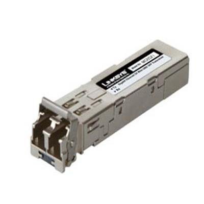 Cisco-Linksys MGBT1 Gigabit Ethernet 1000 Base-T Mini-GBIC SFP Transceiver by Linksys