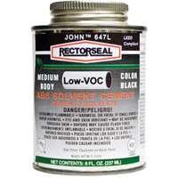 rectorseal-55940-1-2-pint-647l-low-voc-abs-solvent-cement