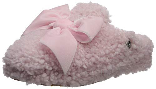 UGG Women's W Addison Velvet Bow Slipper, Seashell Pink 8 M -