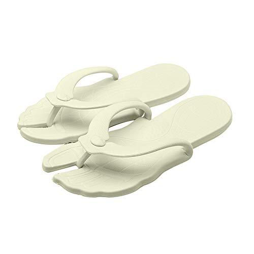 House Femmes D'eau Hommes Douces Sandales 1 Vert Semelle Chaussure Pantoufles Mule On Douche Chaussures Antidrapante Slip Piscine De Mousses Bains Salle 8FWqrp8P