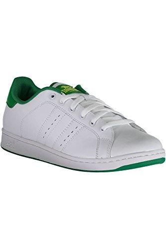 Lonsdale SNR00 Calzatura Sportiva Uomo Bianco White/Green