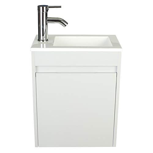 - eclife Bathroom Vanity W/Sink Combo, 16