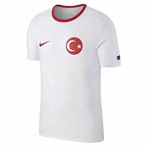 下手アクティブあいまいな2018-2019 Turkey Nike Crest Tee (White)