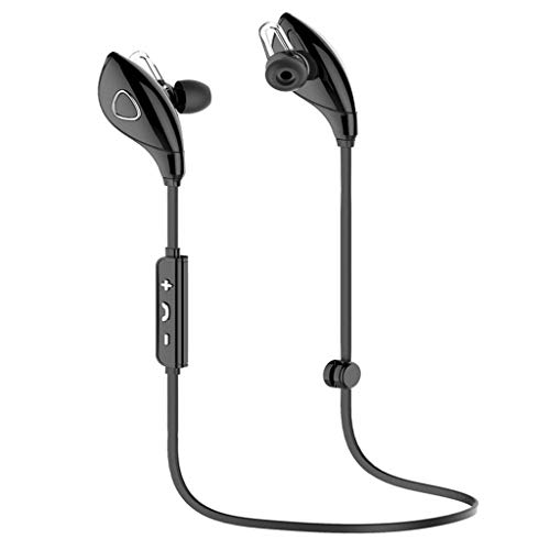 UMFunQY7SV Bluetooth Headset V4 .1 Private Motion Bluetooth Headset (Black) -
