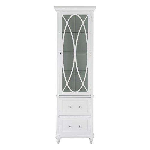 Elegant Home Fashions TYG-62362 Lombard Linen Tower
