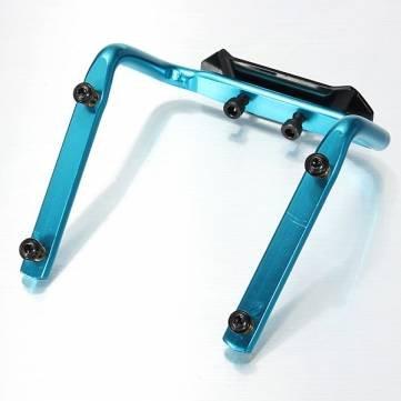 Doppio supporto Bheema bottiglie frame marbleblox supporto per bicicletta MTB - oro