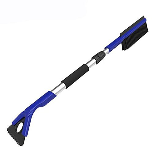 LPY-with Ice Scraper Foam Grip Winter Snow Dust Remover Brush with Scraper by Car removal snow Shovel