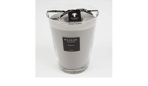 Amazon.com: Baobab MAX24WR Candle Wax White Rhino 24 x 20 x 20 cm: Kitchen & Dining