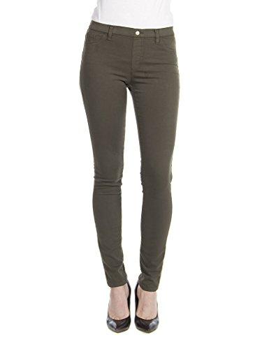 778 Carrera Skinny Verde Donna Jeans 40WqRwpY