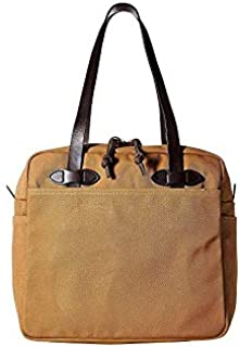 product image for Filson Women's Rugged Twill Tote Bag with Zipper