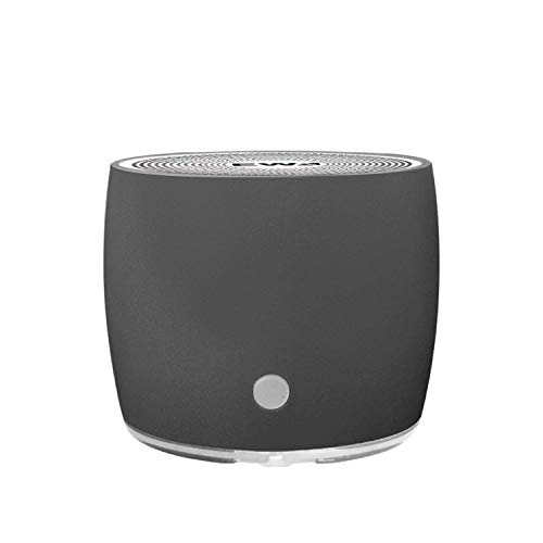 WeCool Cannon Bluetooth Speaker with Mic | High Bass Stereo Sound Portable Bluetooth Speakers Wireless, Mini Speaker for Mobile (EVA103)