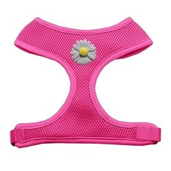 Price comparison product image White Daisies Chipper Pink Harness Small