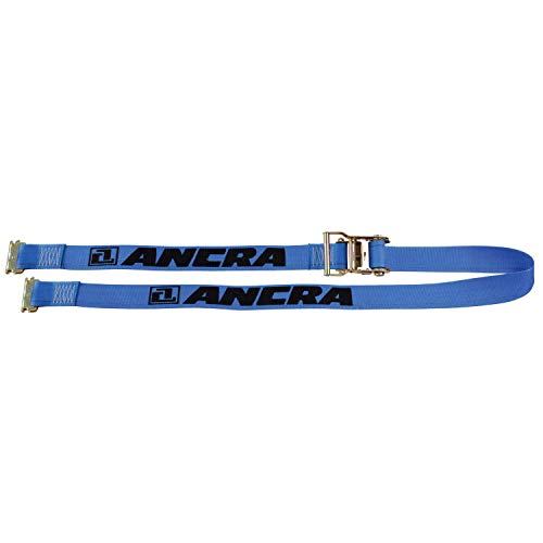 (Ancra 48672-15 Series E & A Ratchet Strap - Spring Actuated Fitting - 20'L, Lot 1 )