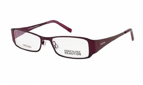 Kenneth Cole Reaction Unisex KC0717 Frames PURPLE 49