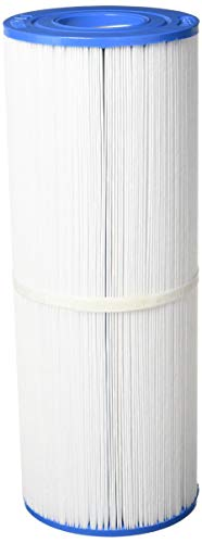 (QCA Spas 25391-000-000 50 Square Feet Hot Tub Filter for Sagattarius, 5 by 5 by 13-Inch, White)