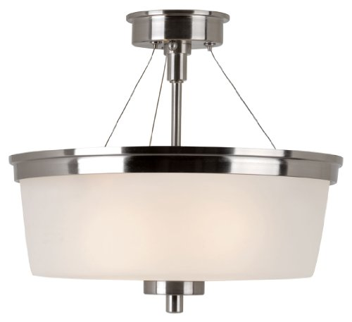 Trans Globe Lighting 70335-1 BN Indoor  Fusion 14