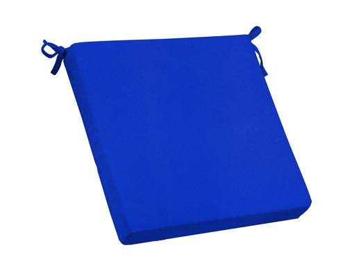 RSH Décor Indoor/Outdoor Sunbrella Canvas Pacific Blue Fabric 3