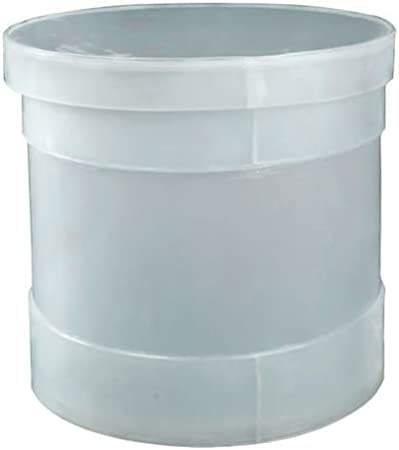 x 24inch High Tamco Industries 10 Gallon Polypropylene Cylindrical Tank 12inch Dia