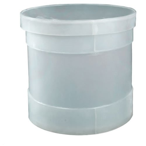 Tamco Industries 55 Gallon Polypropylene Cylindrical Tank - 24inch Dia. x 29inch High