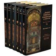 The Gospels, 6 Volumes: Ancient Christian…
