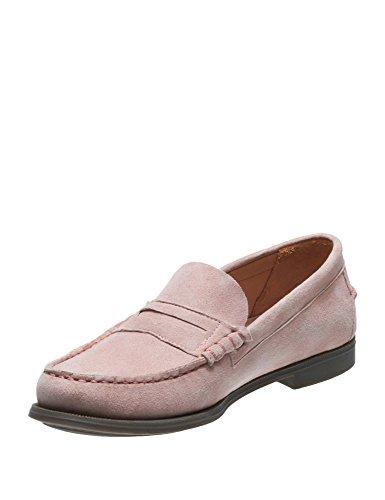 Suede Sebago II Women's Loafers Mauve Plaza qH6tt