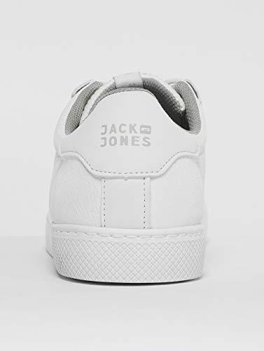 White Deporte Zapatillas amp; Hombres Jack Jfw Jones De qTxXpTw0R
