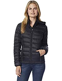 Womens Ultra Light Weight Down Packable Jacket
