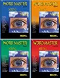 All 4 Levels 6-9 Word Master Workbooks, EDCON Publishing Group, 1555763731