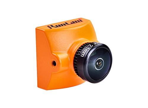 HobbyKing RunCam Racer FPVカメラ 700TVL NTSC 2.1mmレンズ付き (オレンジ) B07N83D2HN